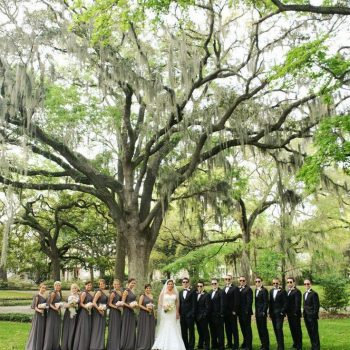 Beth & Paul Holland | Savannah Wedding Planner