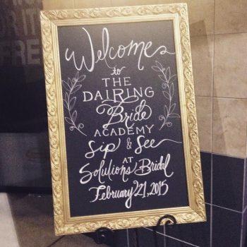 Dairing Bride Academy ORLANDO! |  Part 3