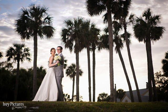Mr. & Mrs. Moffat | Ribault Club Wedding Planner