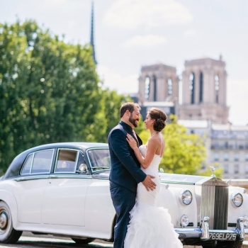 Eve & Tim | Paris Wedding Planner