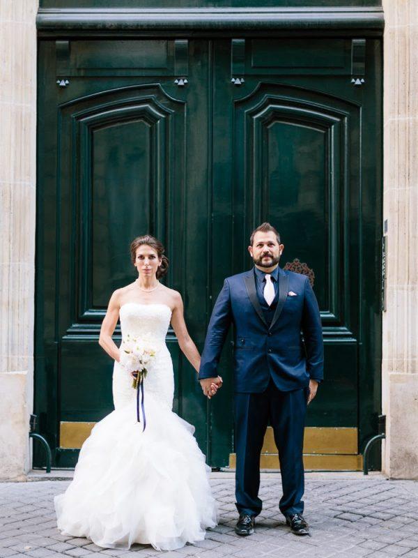 Evelyn & Tim – Paris, France