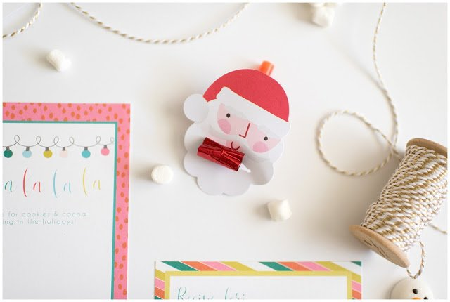 Cookies & Cocoa Party | Freebie Printables