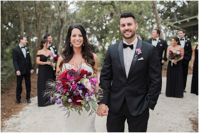 Katherine & Marc-André | Walkers Landing Wedding Planner