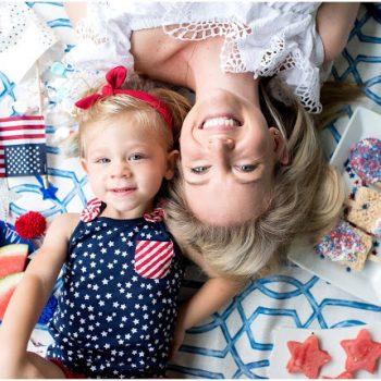 Dairing Babes | All American Girl