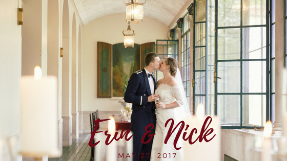 Erin & Nick | Buffalo Wedding Planner