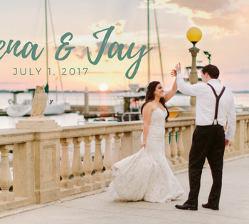 Sheena & Jay | Jacksonville Wedding Planner