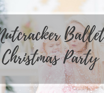 Dairing Babes | Nutcracker Ballet Christmas Party