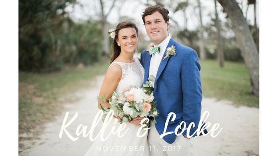 Kallie&Locke | Ponte Vedra Wedding Planner
