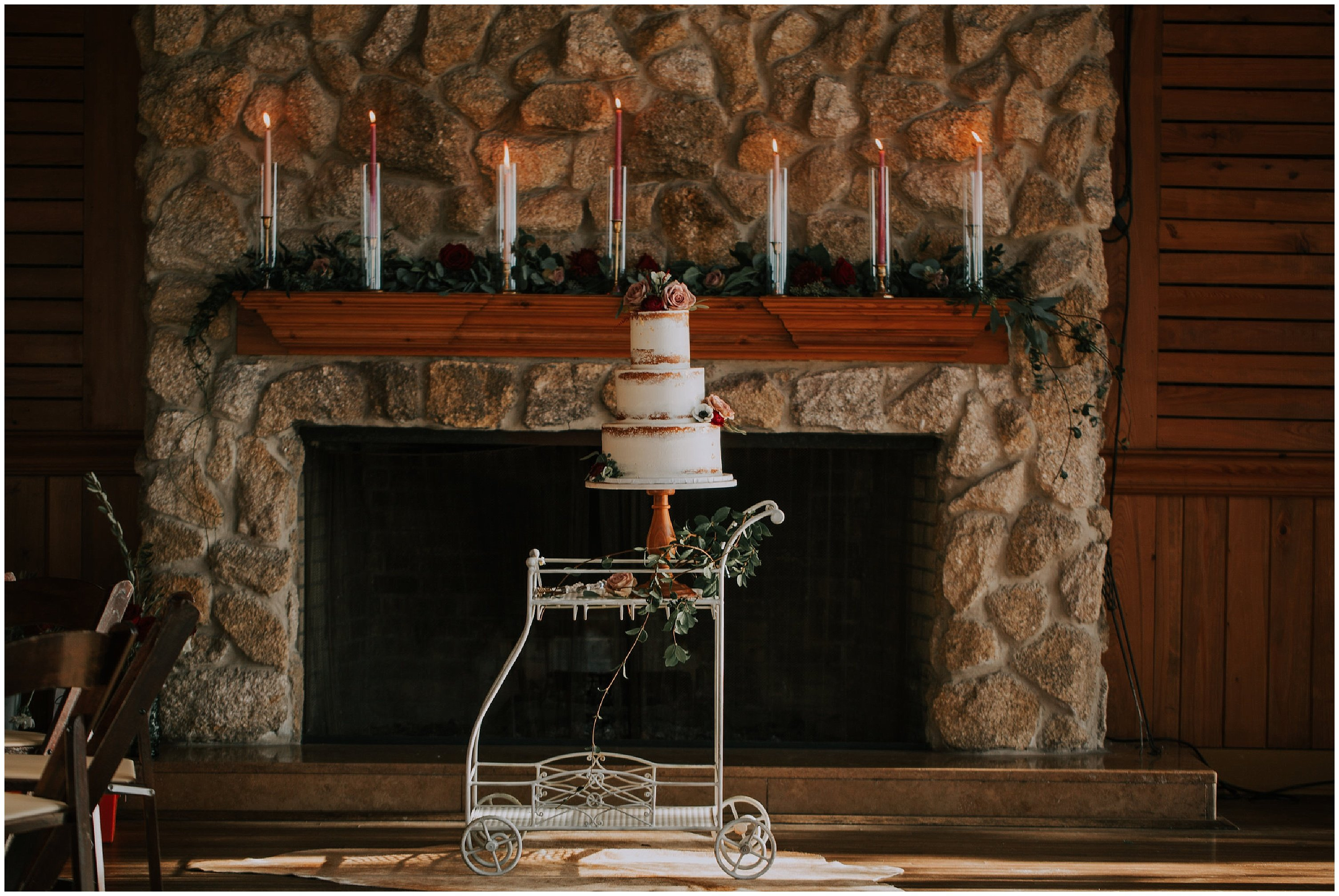 Walkers Landing Wedding Cake Design Concept Omni Amelia Island Plantation