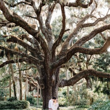 Summer & Josh | Washington Oaks Engagement Session