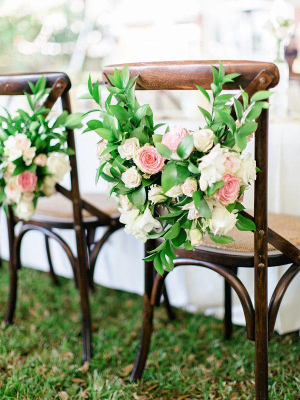 Chelsey & Brett – Backyard Wedding