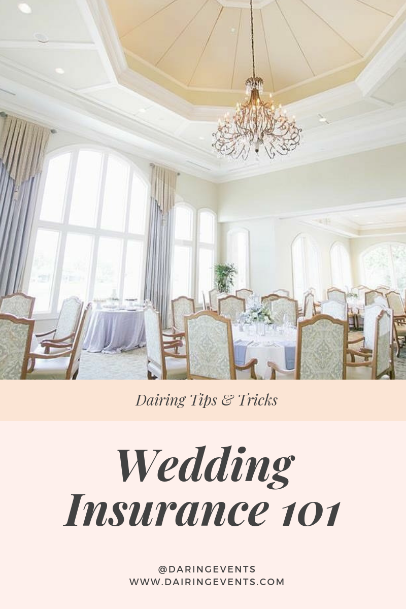 Wedding insurance 101, wedding insurance tips, wedding insurance, wedding insurance tips and tricks, wedding insurance help